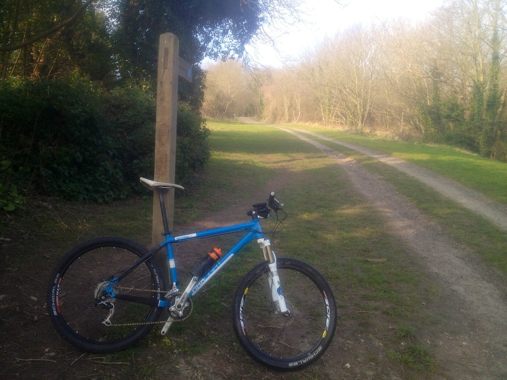 XCPro3 on the South Downs Way